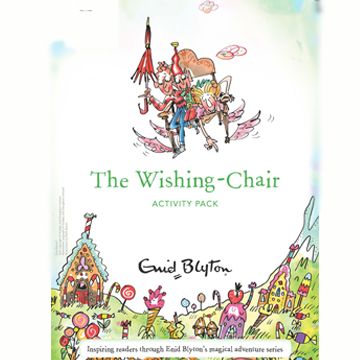 The Wishing-Chair Activity Pack